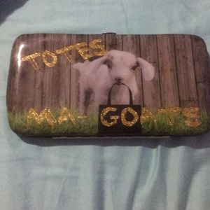 Handbags - Totes ma-goats wallet
